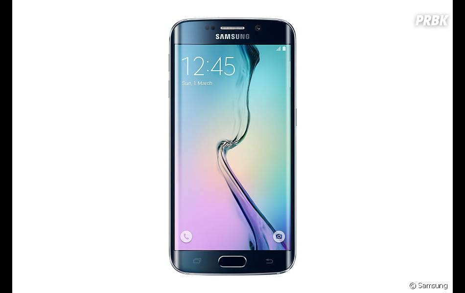 Samsung Galaxy S6 Edge sort le 10 avril 2015