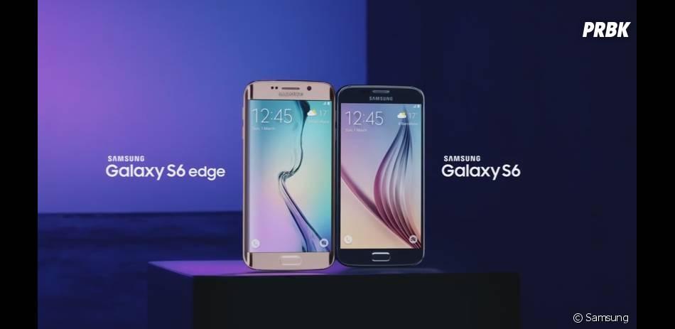 Les Samsung Galaxy S6 et S6 Edge sortent le 10 avril 2015