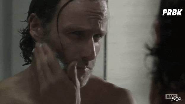 The Walking Dead saison 5, épisode 12 : Rick se rase