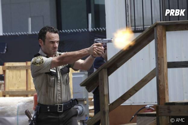 Andrew Lincoln dans la saison 1 de The Walking Dead