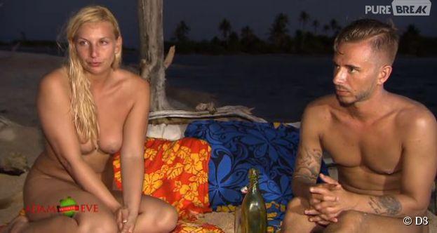 Lina, candidate d'Adam recherche Eve, et gogo danceuse