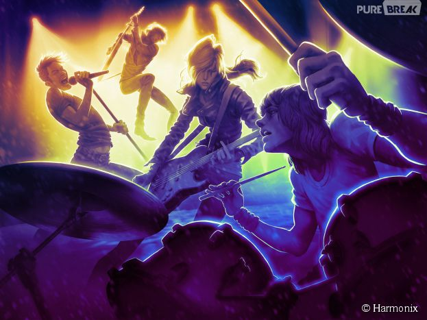 Rock Band 4 sortira fin 2015 sur Xbox One et PS4