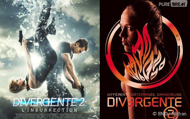 Divergente 2 : les différences entre le roman et le livre