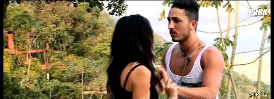 Les Anges 7 : Nathalie invente une excuse bidon pour expliquer son rapprochement avec Raphaël