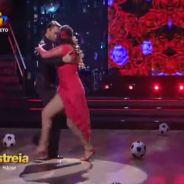 Cristiano Ronaldo : sa soeur Katia Aveiro fait un flop dans le Danse avec les stars portugais