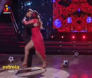 Cristiano Ronaldo : sa soeur Katia Aveiro éliminée de Danse avec les stars