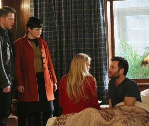 Once Upon a Time saison 4, épisode 17 : August de retour sur une photo