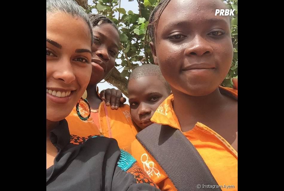 "Ayem et ""ses enfants"" orphelins au Bénin"
