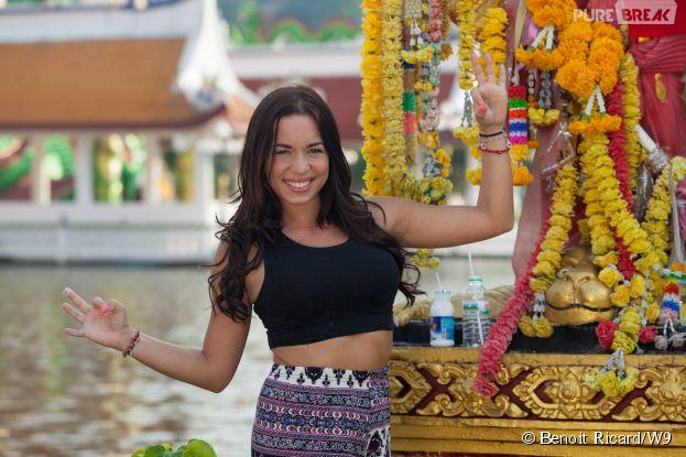 Stéphanie avoue ses sentiments à Kevin dans Les Marseillais en Thaïlande