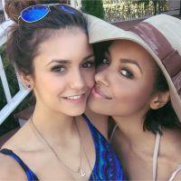 """Nina Dobrev : détente """"en famille"""" avec les stars de The Vampire Diaries pour fêter Pâques"""