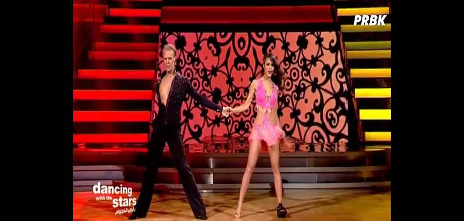Leila Ben Khalifa blessée, elle chute dans dans Danse avec les stars