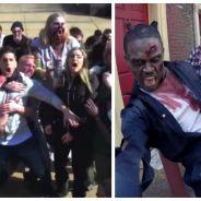 Ils terrifient une ville en faisant croire à l'apocalypse zombie : la caméra cachée qui tue