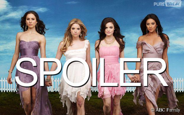 Pretty Little Liars saison 6 : une grossesse dévoilée ?