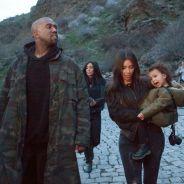 Kim Kardashian et Kanye West : la famille à Paris après le baptême de North à Jérusalem