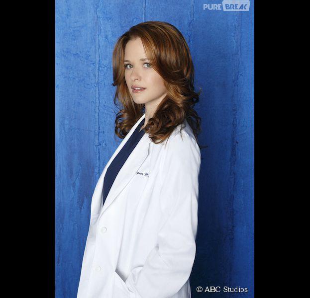 Grey's Anatomy saison 10 : Sarah Drew et April, leur étonnant point commun
