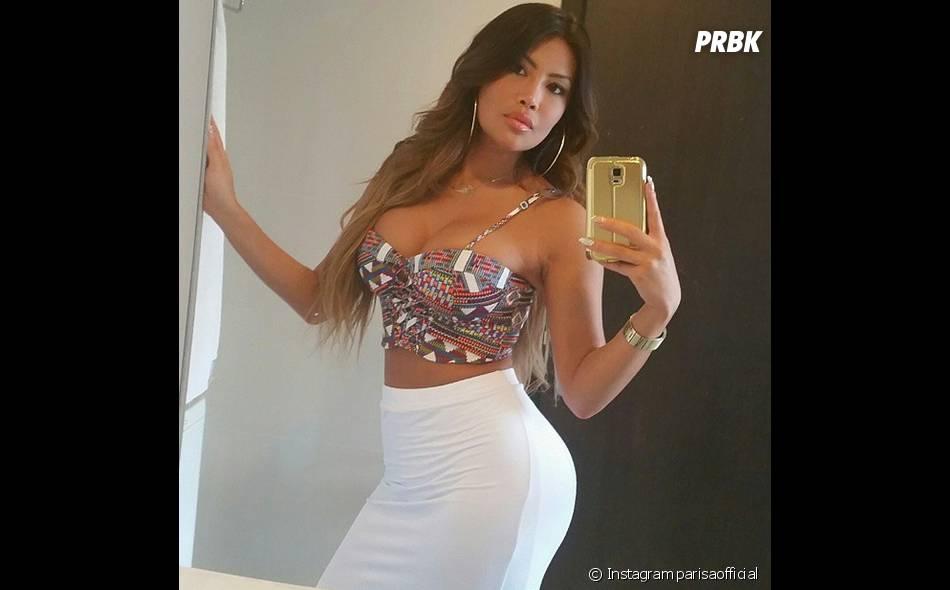 Parisa, la bookeuse sexy des Marseillais en Thaïlande sur W9