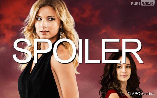 Revenge saison 4 : Victoria bientôt victime d'Emily ?