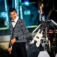 Stromae : Kanye West s'incruste sur scène pendant son concert à Coachella !