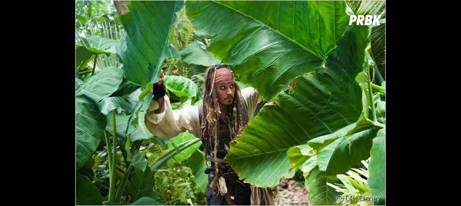 Pirates des Caraïbes 5 : Johnny Depp de retour