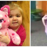 Une petite fille de 6 ans combat sa maladie grave grâce à... la zumba !