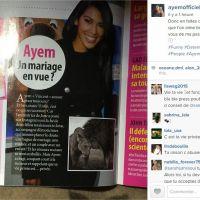 Ayem Nour : mariage en vue ? Elle se moque de la presse people sur Instagram