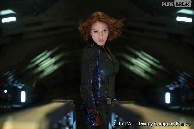 Avengers 2 : Scarlett Johansson de retour en Black Widow