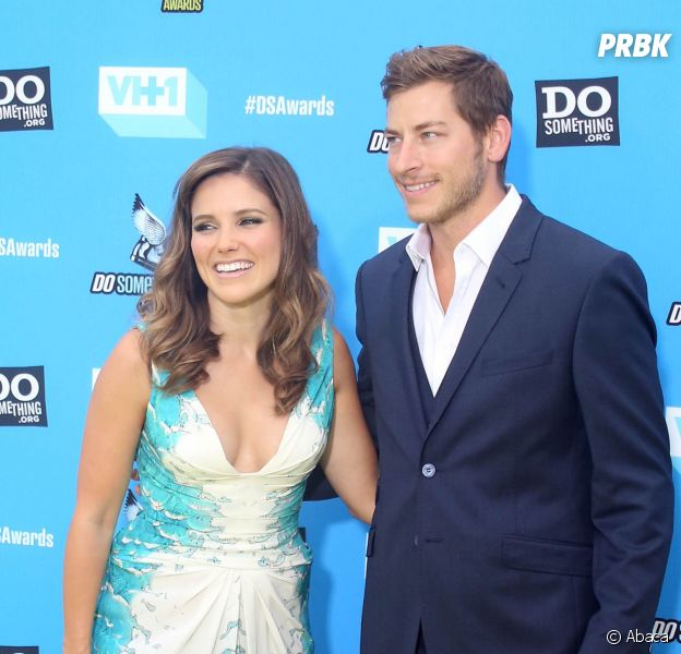 Sophia Bush et Dan Fredinburg en couple à Los Angeles en juillet 2013