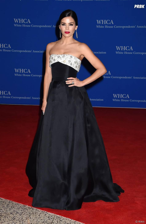 Jenna Dewan Tatum au Dîner des correspondants de la Maison Blanche, le 25 avril 2015 à Washington