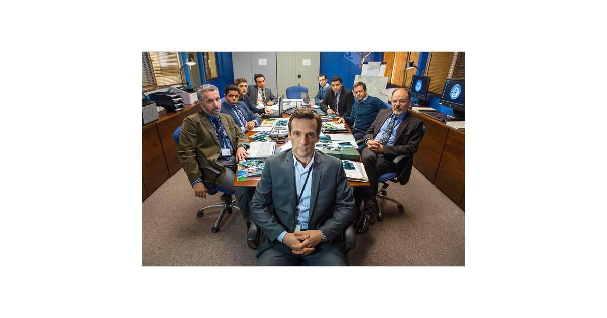 Mathieu kassovitz le bureau des l gendes quand je for L bureau des legendes saison 4