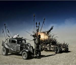 Mad Max Fury Road : nouveau trailer absolument spectaculaire