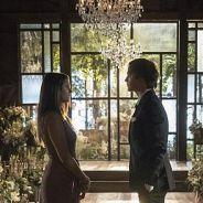 The Vampire Diaries saison 6 : du romantisme pour Damon et Elena lors d'un mariage