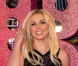 Britney Spears a fait son entrée au Planet Hollywood de Las Vegas mardi 3 décembre 2013