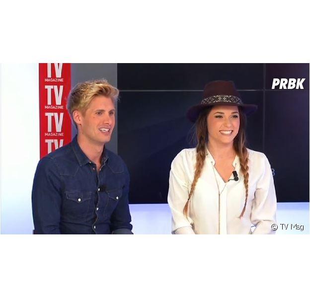 Benoît Dubois et Capucine Anav révèlent leur projet pour la rentrée 2015
