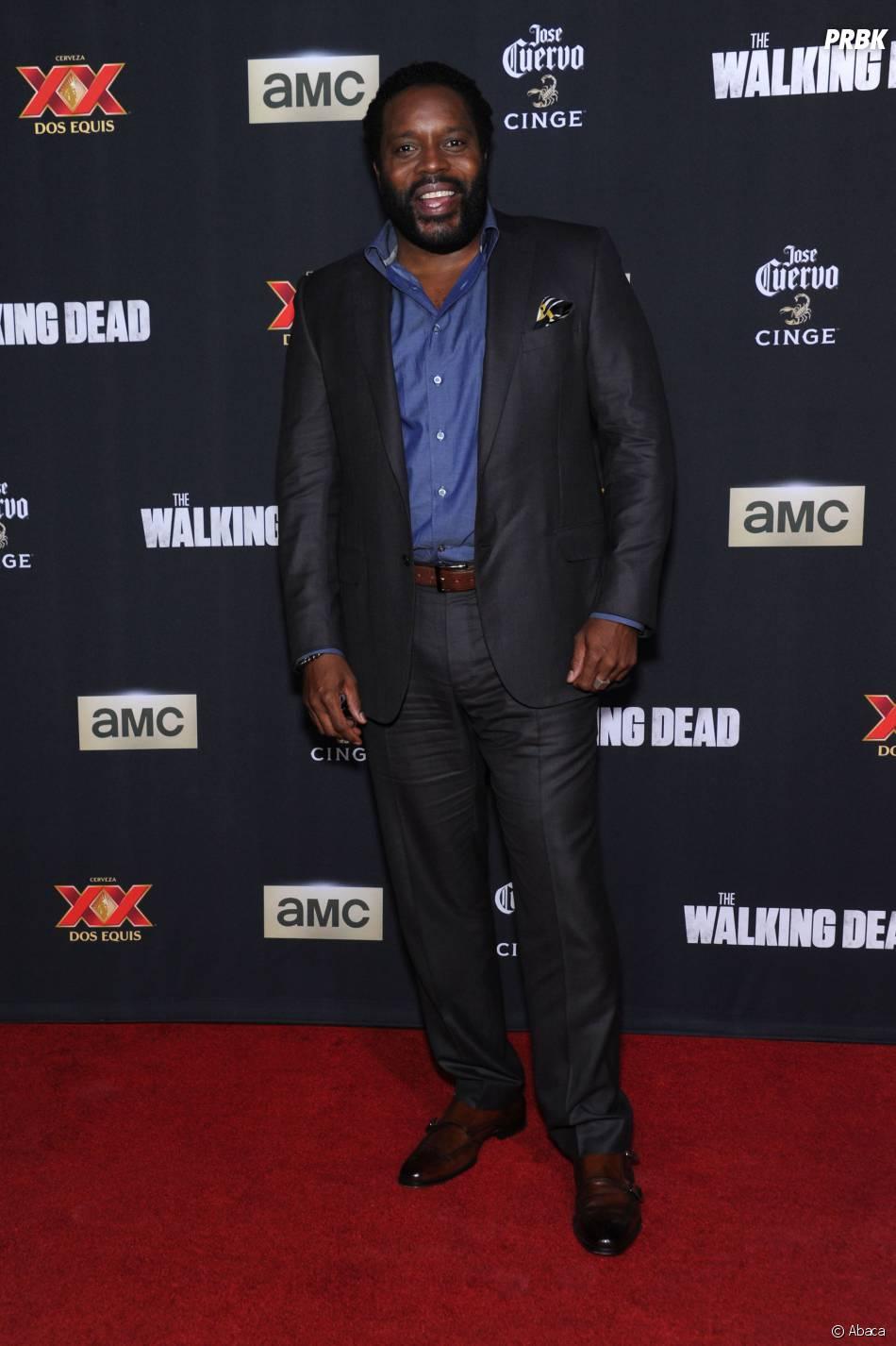 Chad L. Coleman de The Walking Dead pète un plomb dans le métro à New York