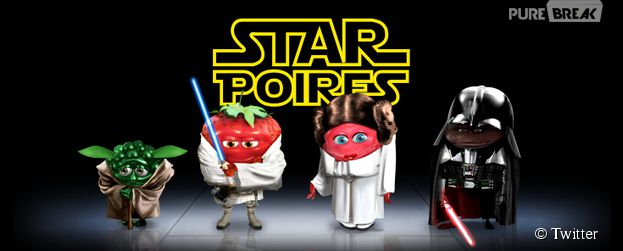 May the 4th be with you : les meilleures parodies Star Wars des marques, le 4 mai 2015 sur Twitter