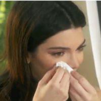 Kendall Jenner en larmes après la révélation de Bruce Jenner sur son changement de sexe
