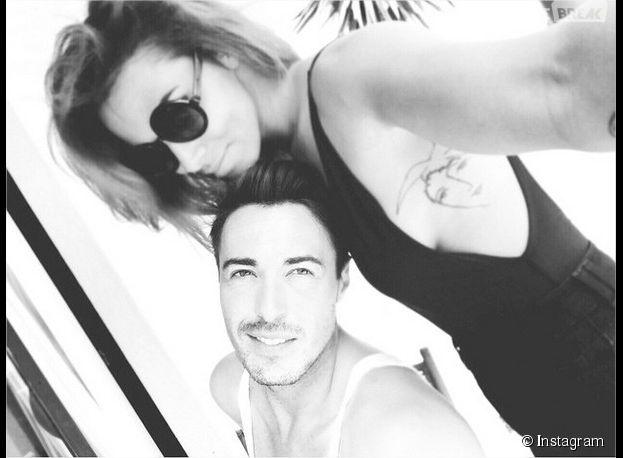 Shy'm : son tatouage Picasso fait débat sur Instagram, mai 2015