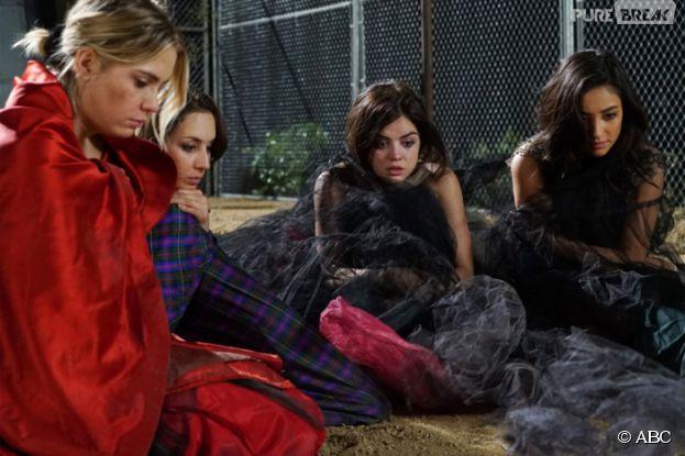 Pretty Little Liars saison 6 : Les menteuses déprimées lors de l'épisode 1