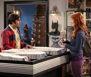 The Big Bang Theory saison 8 : fin du couple Raj/Emily ?