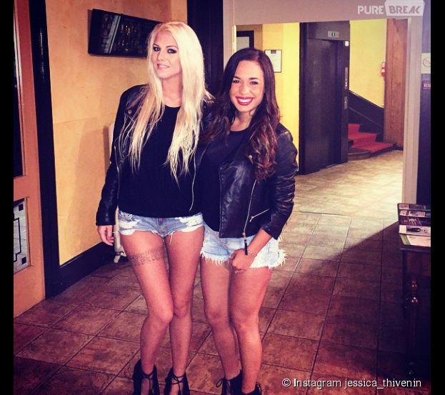 Jessica et Stéphanie (Les Marseillais en Thaïlande) inséparables