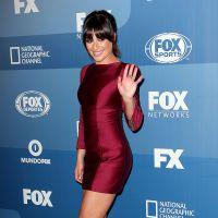 Lea Michele : robe courte et sexy pour présenter sa nouvelle série, Scream Queens