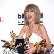 Taylor Swift star des Billboard Music Awards 2015 : bisou à Calvin Harris, clip sexy...