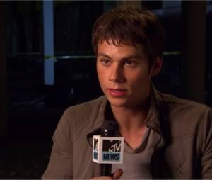 Dylan O'Brien parle du Labyrinthe 2 en interview pour MTV