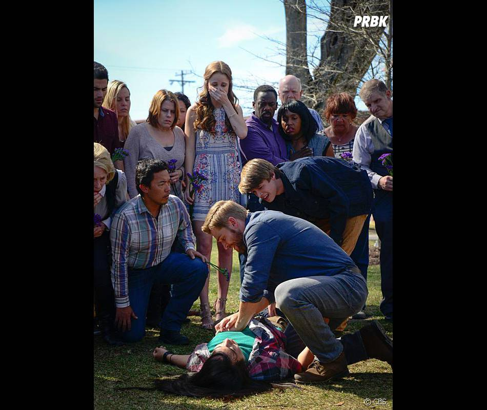 Under the Dome saison 3, épisode 1 : nouveaux morts sous le dôme ?