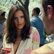 Emily Ratajkowski sexy face à Zac Efron dans la bande-annonce de We Are Your Friends