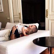 Karim Benzema et sa fille Mélia : un duo adorable sur Instagram