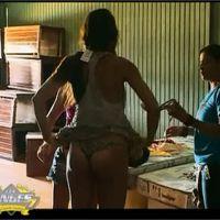 Somayeh (Les Anges 7) joue sa star en Amazonie... et montre ses fesses ! (vidéo)