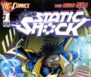 Static Shock incarné par Jaden Smith ?