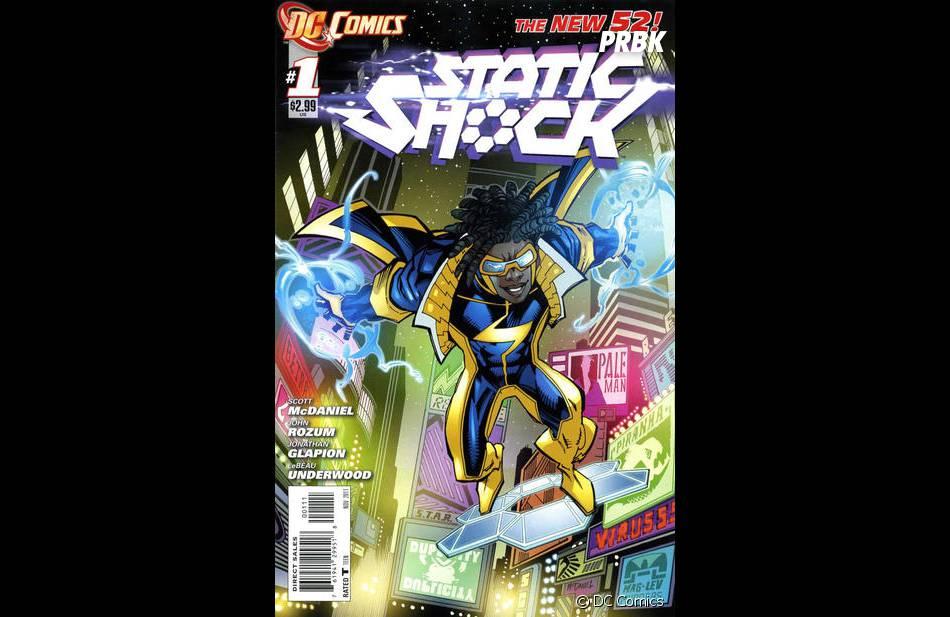 Static Shock incarné par Jaden Smith ?