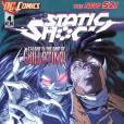 Static Shock bientôt incarné par Jaden Smith ?